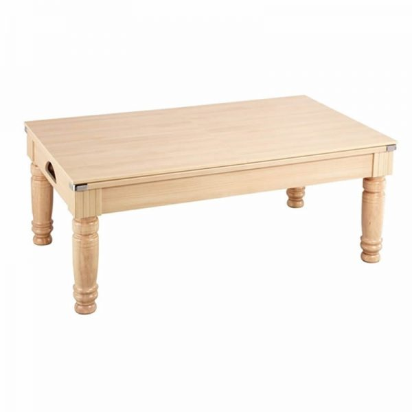 Majestic Pool Dining Oak WIth Top