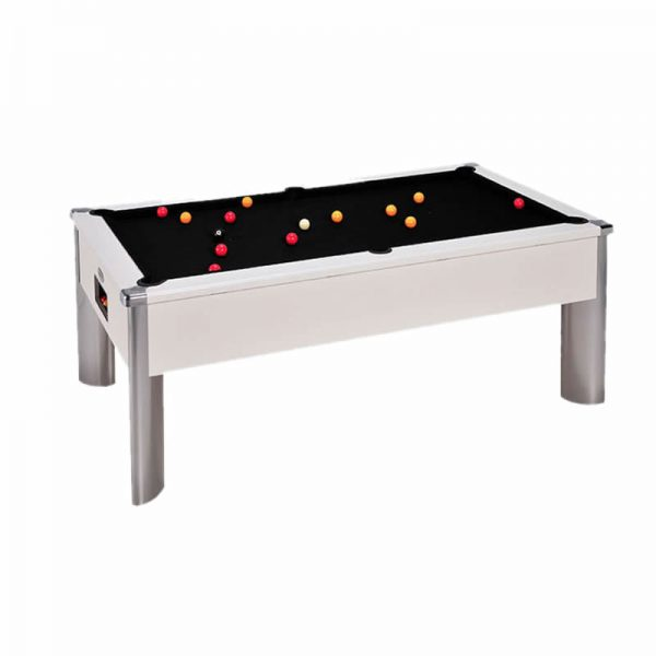 Monarch Fusion Pooltable white