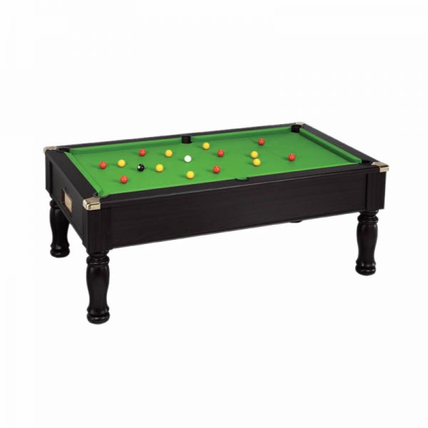 Monarch Pooltable Black