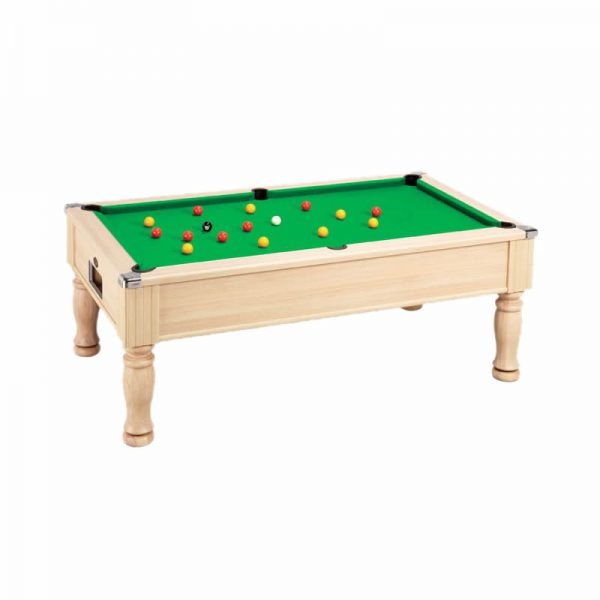 Monarch Pooltable oak
