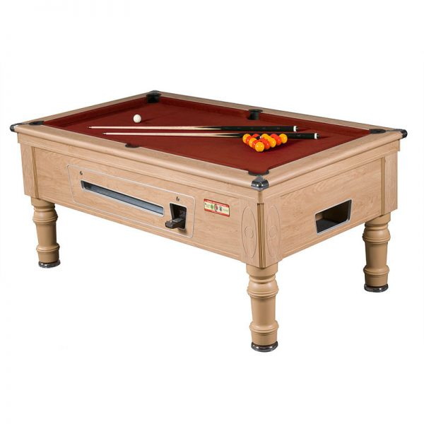 Supreme-Prince-Pool-Table-Oak